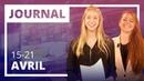 UPRTV - Journal de la semaine du 15 au 21 avril 2019