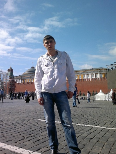 Максим Чернышков, 19 февраля , Самара, id25578573