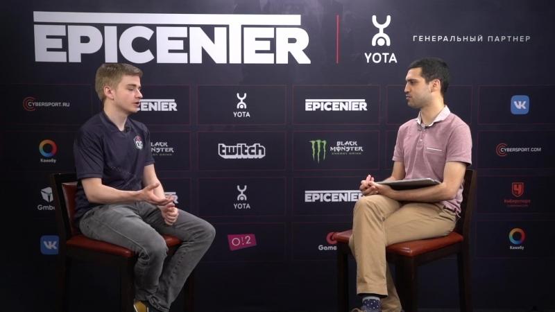 Интервью с OG.n0tail после групповой стадии