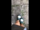 Мятные валеши и ножки