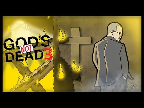 God's Not Dead 3: A Light in Darkness - The Cinema Snob