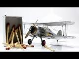 Gloster Gladiator Mk.I 172 Airfix - WW2 Aircraft Model