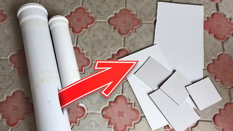 Как сделать листовой пластик в домашних условиях для поделок и самоделок