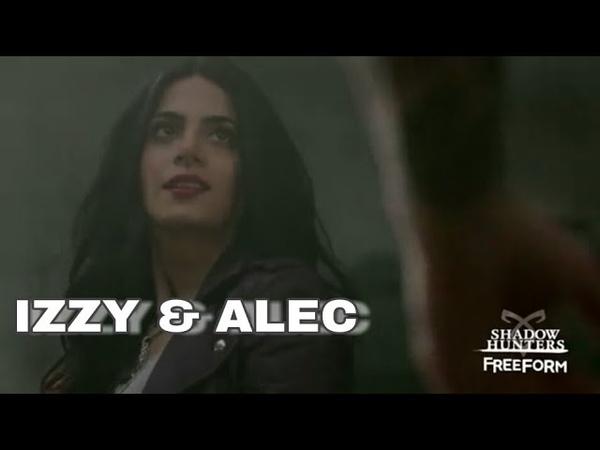 LEGENDADO Não Mexan Com a Izzy Shadowhunters 2x02 Izzy Alec