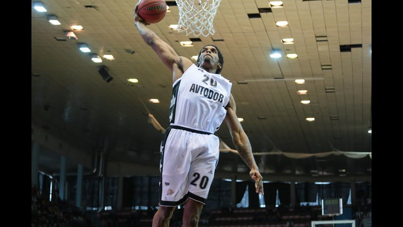 Shaq MCKISSIC's athletic dunk is among TOP 5 Plays of VTB League Week 24