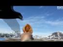 Ворона и дальнобойщик
