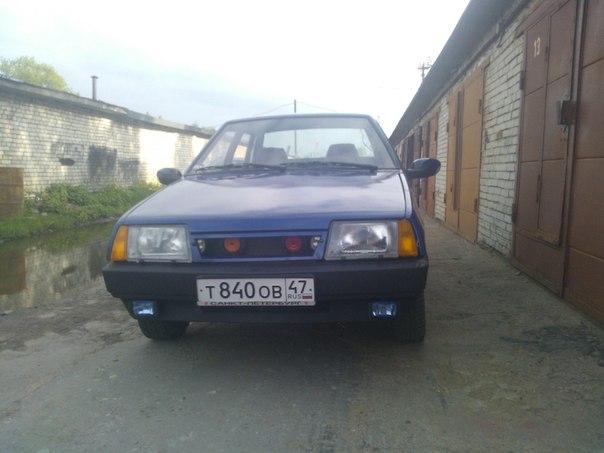 Lada 21099 Zf015pQfwmk