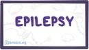 Epilepsy generalized focal tonic clonic tonic clonic causes symptoms