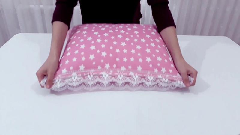 Sürpriz Yastık , Babynest , Donut Yastık (Set Videosu)