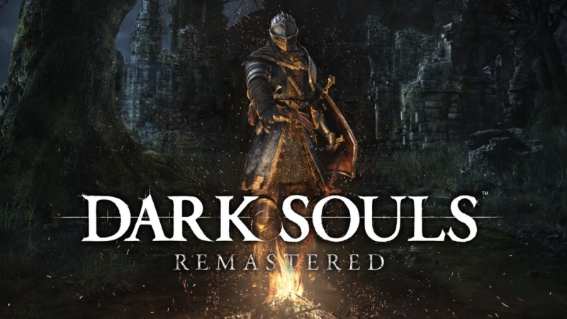 Dark Souls ностальгия Часть 6- путь в Анор Лондо
