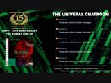 CYBERJAMZ 15TH ANNIVERSARY MARTHRON (DJ'S OF THE SATURDAY LINE-UP)