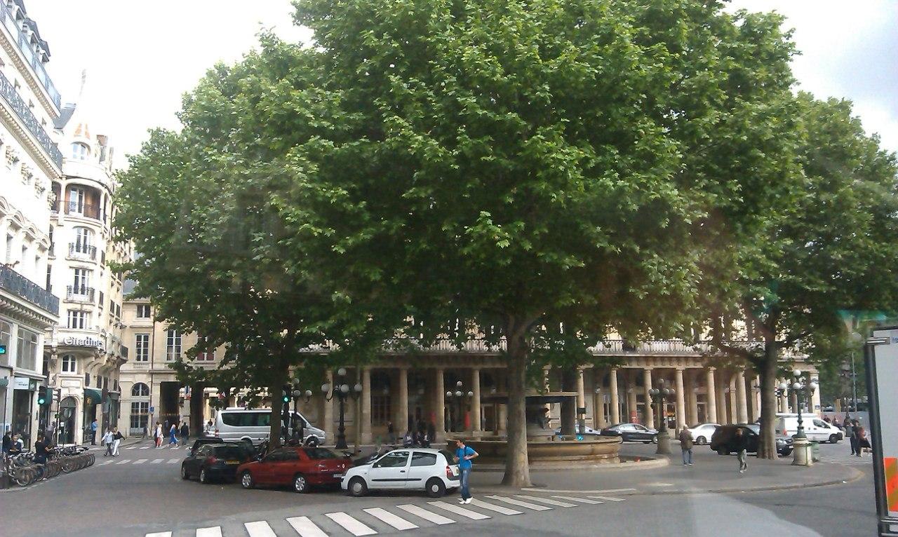 Елена Руденко. Франция. Париж. 2013 г. июнь. WzuQh3LdPsw