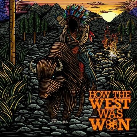 How The West Was Won - How The West Was Won [EP] (2012)