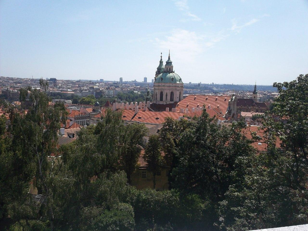 Елена Руденко ( Valteya ) . Чехия. Прага. Лето 2012. DpaKqVxBKCQ