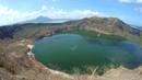 Филиппины 2018 кратер вулкана Тааль