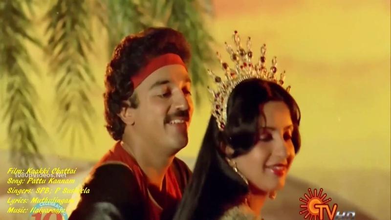 HQ Remastered Audio - Kaakki Chattai - Pattu Kannam - ILA