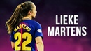 Lieke Martens - Messi's Little Sister? | Skills Goals | 2017/2018 HD