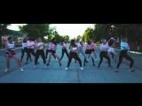 Dance studio New Beat. Dancehall Female. Choreo by Alina NBC.