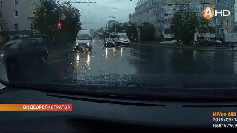 Дорожный беспредел: мурманские авто начали ездить без водителей