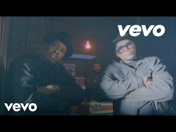RUN-DMC - Walk This Way (Video)