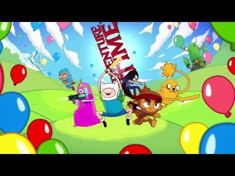 [Обновление] Bloons Adventure Time TD - Геймплей | Трейлер