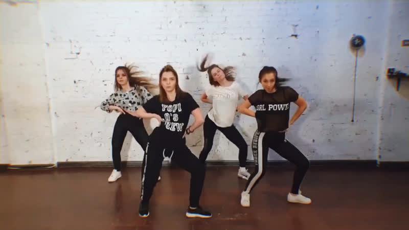 Con calma реггетон хореография Йопи Кинтеро B1Dance school
