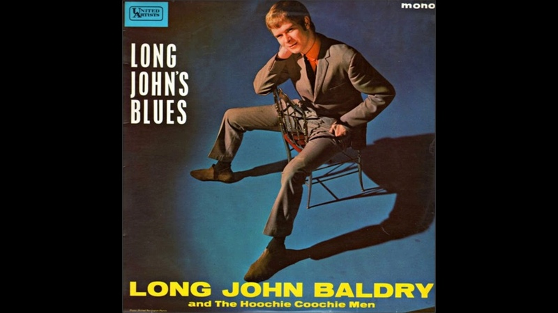 LONG JOHN BALDRY (Haddon, Derbyshire, UK) - Roll 'em Pete