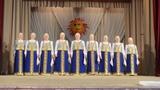 2430 Народный ансамбль Вохтожаночка п Вохтога Ой, сад во дворе