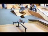 FAKIE BIGGER FLIP BACK LIPSLIDE!?! Skateboarding NBD By Andreas Larsen -