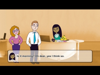 Working long hours? – 11 English at Work gives you the language