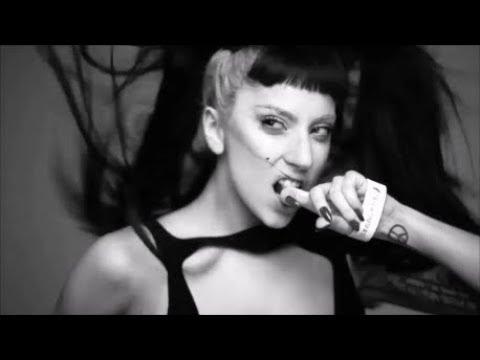 Lady Gaga ➤ Heavy Metal Lover (feat. Kazaky) 2012 * VIDEO * HD