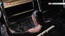 В Луганске крещенские купания на одной из рек организовали Ночные волки