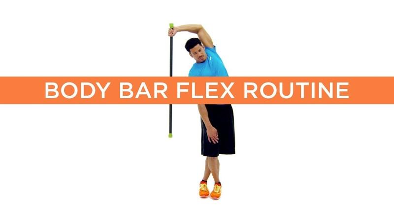 Body Bar Flex Routine