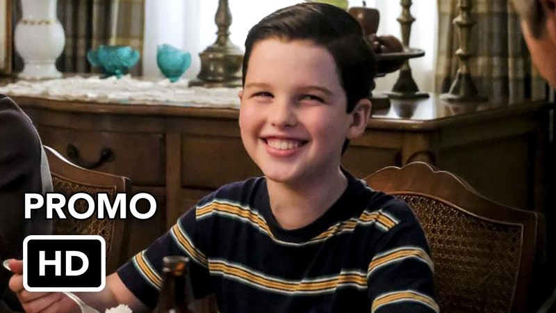 Young Sheldon 2x10 Promo A Stunted Childhood and a Can of Fancy Mixed Nuts (HD)