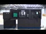 Технология прямого лазерного спекания металла DMLS в деталях