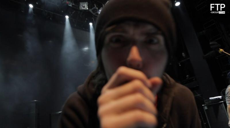 Noize MC - Тизер концерта 15112014 @ ГЛАВCLUB (Москва) HD