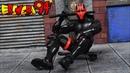 Marvel Legends NIGHT THRASHER Spider Man Kingpin BAF Wave Action Figure Review
