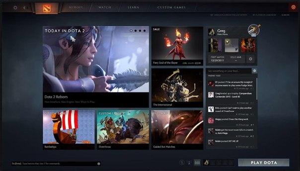 Valve анонсировала Dota 2 Reborn и ее предстоящее бета-тестирование