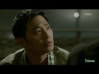 Сон Чжун Ки, Чжин Гу, Сон Хе Ге, Ким Чжи Вон - Потомки солнца. Фильм 2 - Спецназ_low