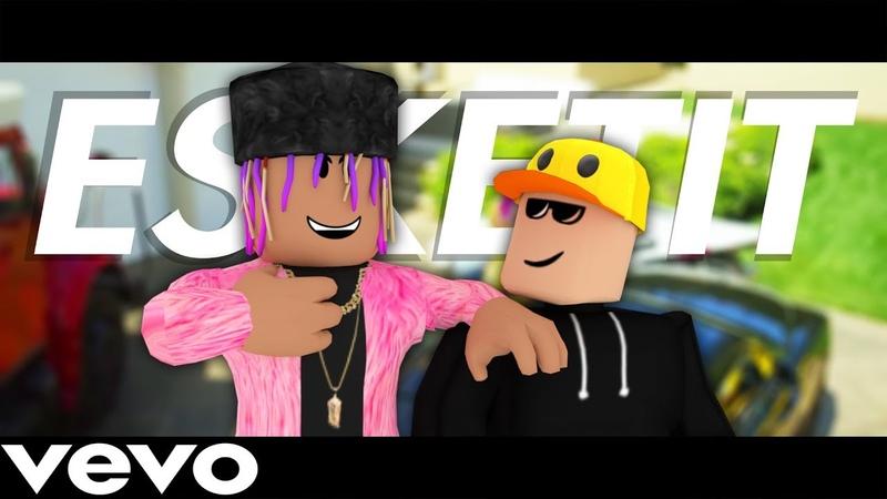Lil Pump Esketit ROBLOX MUSIC VIDEO (ft. VuxVux)