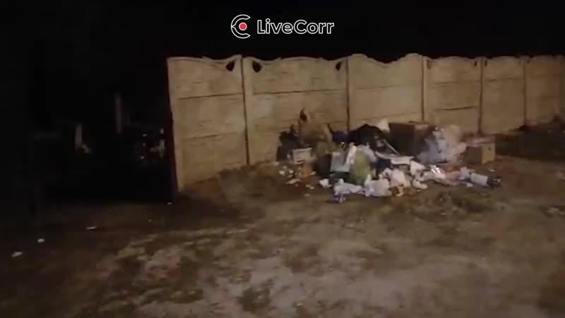 Мусорный коллапс в станице Елизаветинская