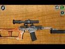 Разборка оружия 3d ( ВСС Винторез)
