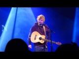 Ed sings Happy Birthday + Q&ampA Part 1.5  5.11.13  Hamilton Live