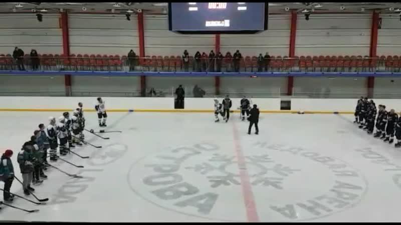 Закрытие Кубка Амурской области по хоккею.