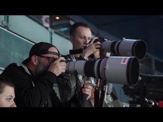 Мастер-класс Canon и КХЛ в Санкт-Петербурге / 14.09.2018