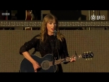 Taylor Swift -Ready For It. Gorgeous. Look What You Made Me Do.Delicate.Blank Space.Shake It Off» BBC Weekend 27 05 2018.