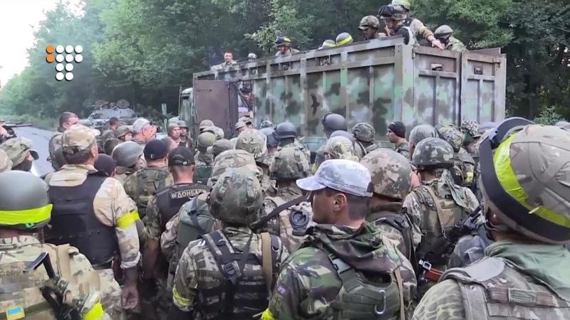 Вбивство ватажка ДНР вихід з Іловайська і розслідування вбивства цивільного на Донеччині