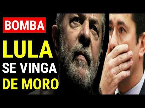 Lula se VINGA de Moro e JUIZ DA LAVA JATO PODE SENTAR NO BANCO DOS RÉUS