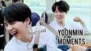 [RUS SUB][РУС СУБ] YOONMIN moments | ЮНМИНЫ моменты