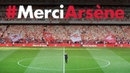 YOU'VE GOT TO SEE THIS! | Behind the scenes mini-movie from Arsene Wenger's farewell